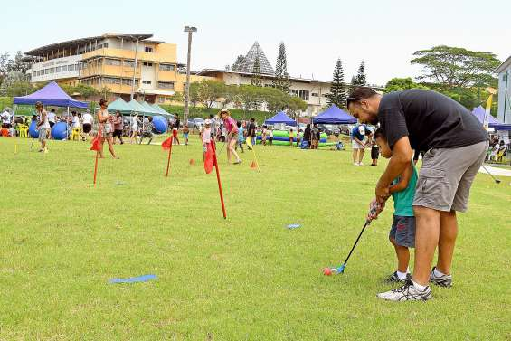 Les associations fêtent le sport, samedi, au complexe de Dumbéa-centre