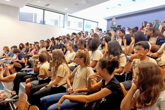 Les scolaires sensibilisés aux droits des femmes