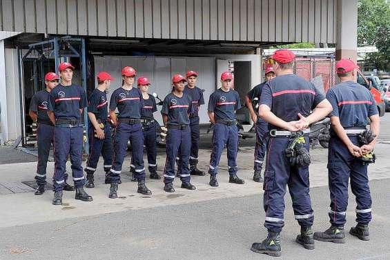 Les pompiers de Nouméa à la recherche de nouveaux JSP