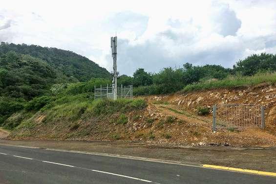 Nouveau relais mobile et extensions 4G sur la ville