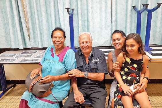 Les « anciens » ont célébré les 40 ans de leur internat