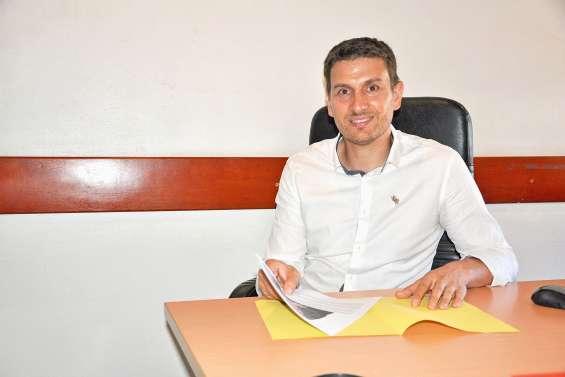Charly Winter prend les rênes de l'UPR local