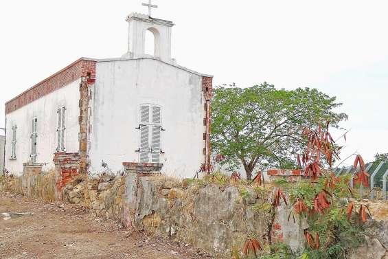 La chapelle du Camp-Est classée monument historique