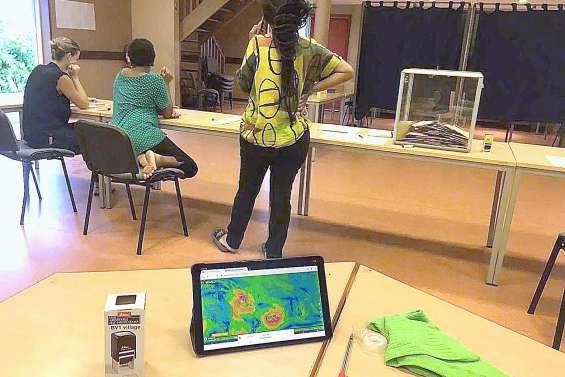L'UC vire en tête dans une partie serrée à Koné