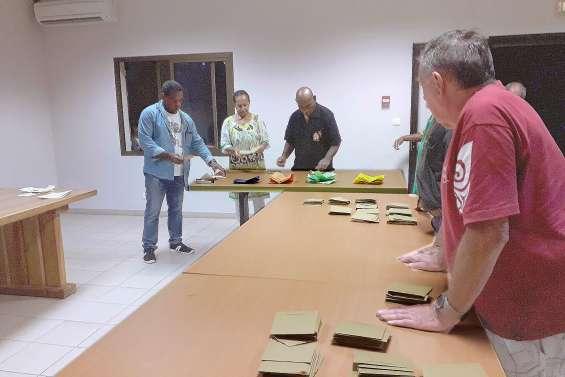 Sarrméa : Alexandre Némébreux battu