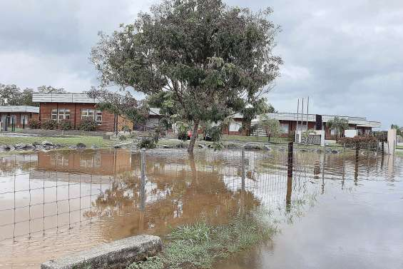 La dépression tropicale Gretel s'invite le week-end des élections municipales