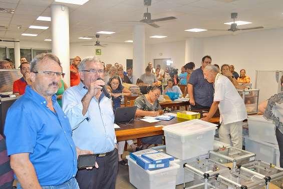 Naturel quasiment élu, Muliava progresse dans ses bastions électoraux