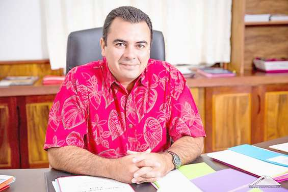 Le vice-président polynésien donne sa démission