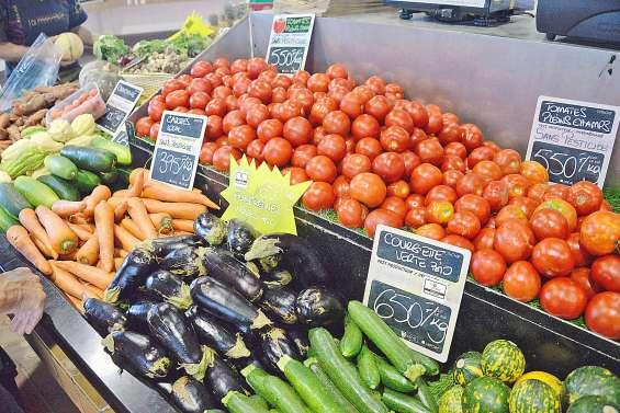Les prix de l'alimentation en baisse sur l'ensemble de 2019