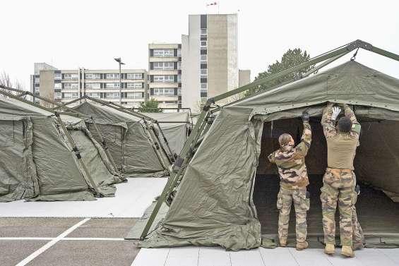 L'armée à la manœuvre pour soulager l'Alsace
