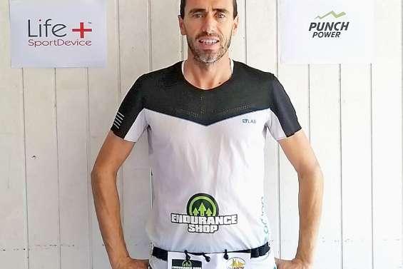 Il va courir un marathon… en respectant le confinement