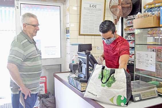Les commerçants adaptent leurs services