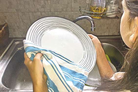 Les gestes anti-coronavirus en cuisine