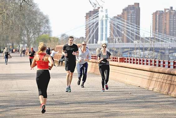 Une application pour se consoler d'un marathon annulé