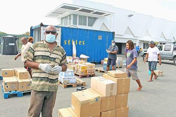 Fret maritime : marchandises sous haute surveillance