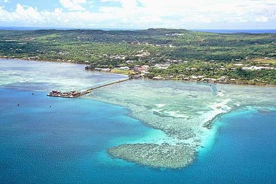 Wallis-et-Futuna, seul territoire français épargné