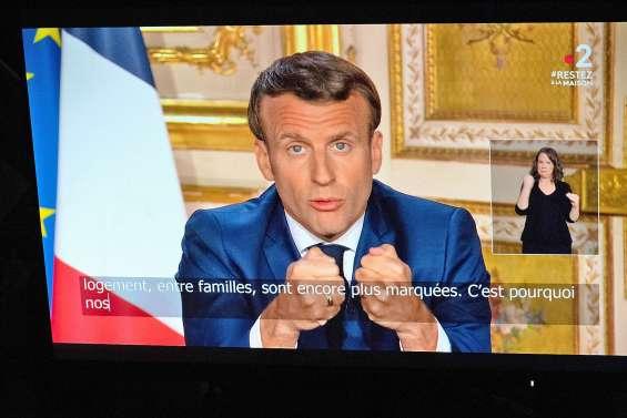 Macron annonce un déconfinement progressif à partir du 11 mai