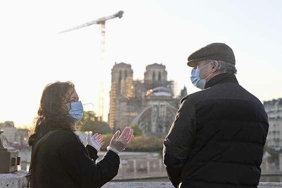 500 000 masques fin avril pour les Parisiens