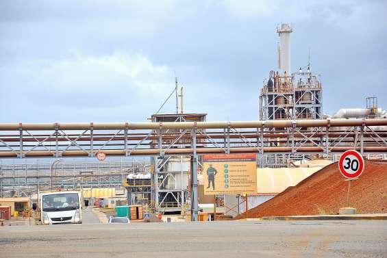 Production et incertitudes en hausse à Vale NC