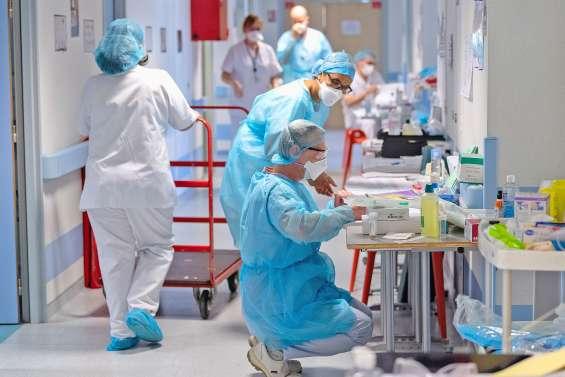 Dans les hôpitaux, soignants solidaires et médecins sans frontières