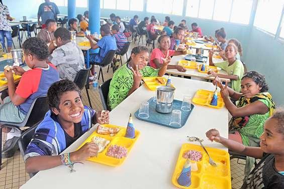 Les élèves de Hnaizianu de retour en classe