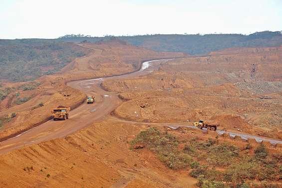 Export de minerai : une première abordée