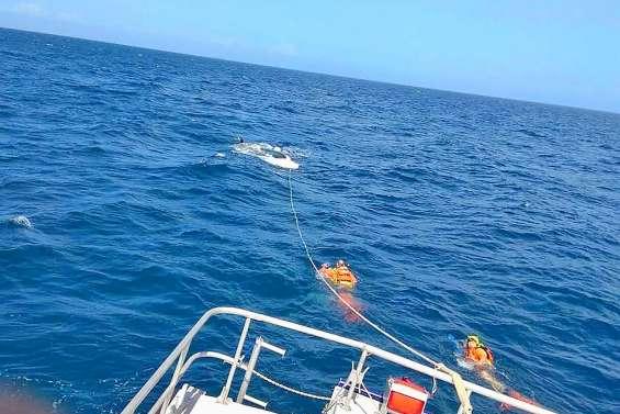 Six naufragés secourus par un taxi-boat près de l'îlot Redika