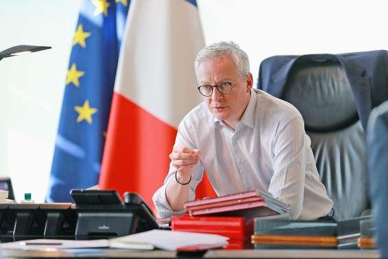 Bruno Le Maire prône « une relance verte »