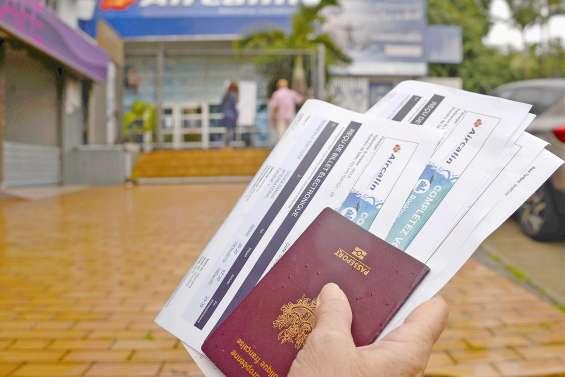 L'Autorité de la concurrence alerte le Congrès sur le remboursement des billets d'avion
