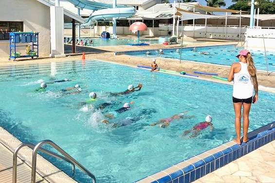 L'opération gratuite « J'apprends à nager » de retour en juin
