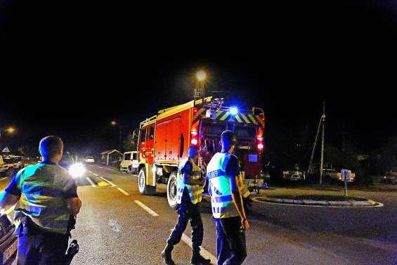 Trois morts et dix blessés graves : une nuit cauchemardesque sur la RP1