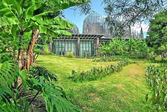 Le centre culturel Tjibaou rouvre ses portes