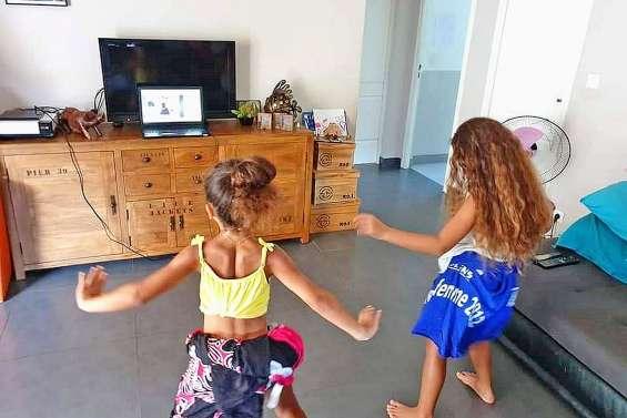 Vous télédansiez ? Eh bien dansez maintenant !