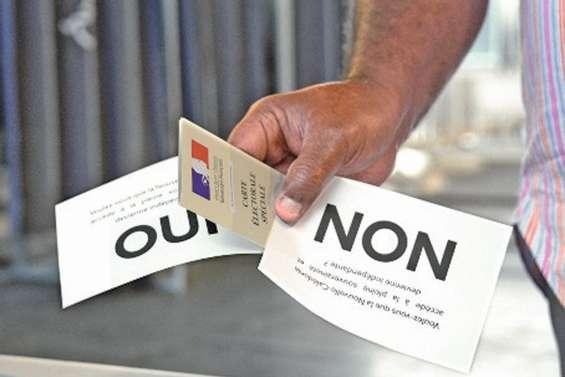 Référendum : le report du scrutin demandé