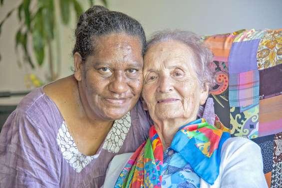 Suzanne Michelino, 100 ans et des souvenirs plein la tête