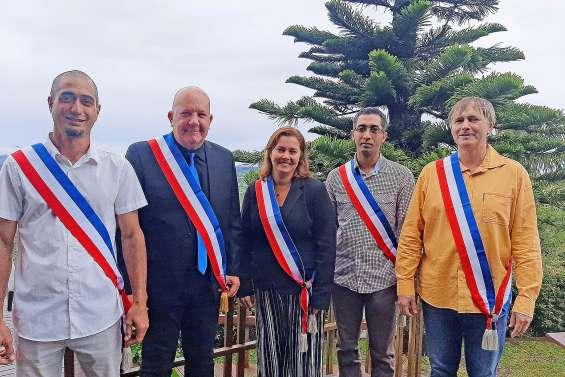 Régis Roustan élu maire de Farino