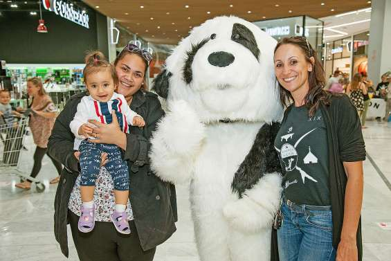 Au Dumbéa Mall, Animal Action NC a sensibilisé le public