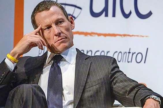 Lance Armstrong dit s'être dopé toute sa carrière