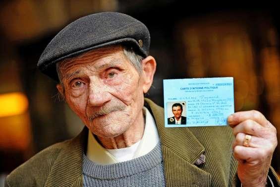 Il était l'un des derniers survivants des camps tsiganes