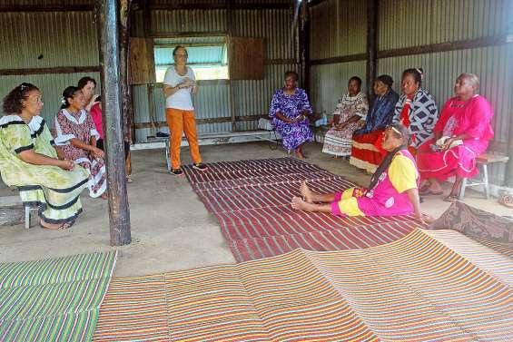 Trois journées pour le bien-être des femmes de Drehu