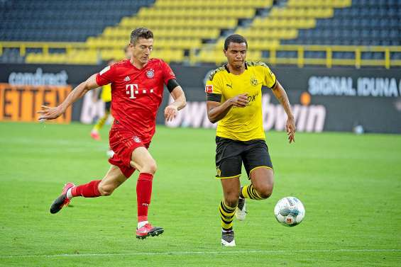 Le Bayern file vers le titre