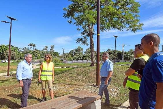 Led et photovoltaïque : la ville a renouvelé 50 % de ses éclairages