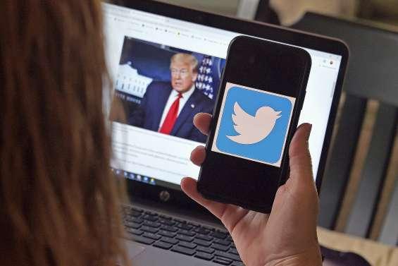 Trump veut rogner les ailes de Twitter