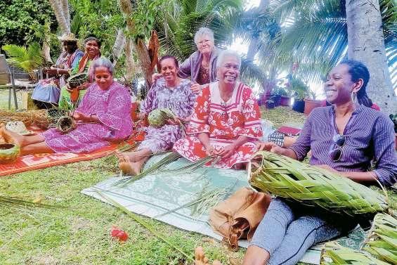Au Kanua Tera, le pari de l'économie locale