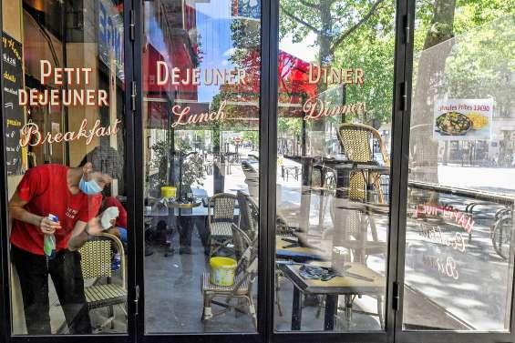 Cafés et restos dans les starting-blocks