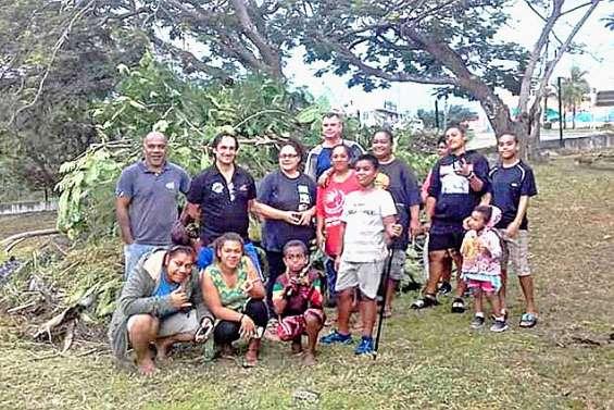 Le Conseil de quartier des Cigales et Village a fait du nettoyage