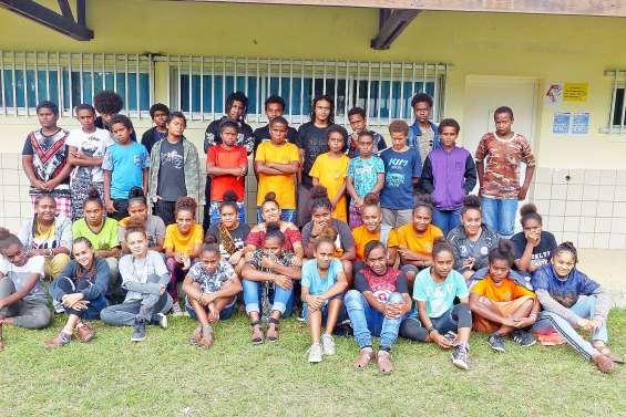 Les élèves de Canala ont désigné leurs représentants