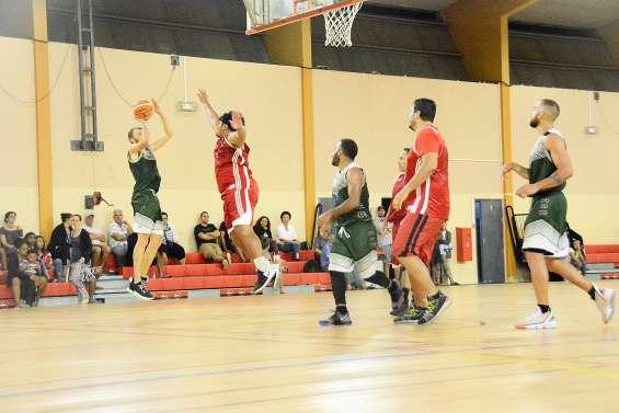 Le basket repart à l'attaque du cercle