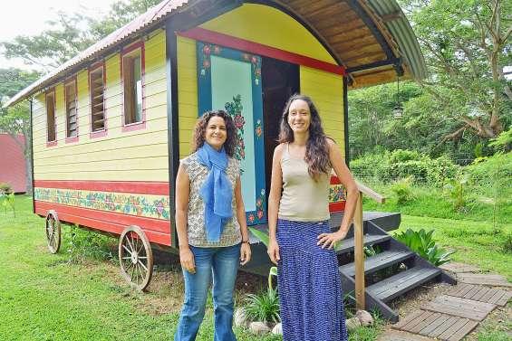 L'Aire de famille, un gîte atypique, a ouvert à Gouaro