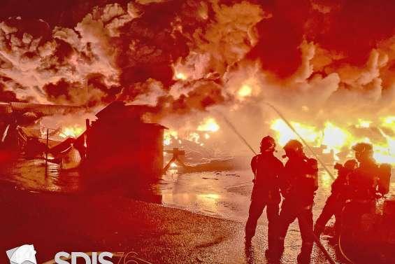 Le Sénat n'a pas oublié l'incendie de Lubrizol